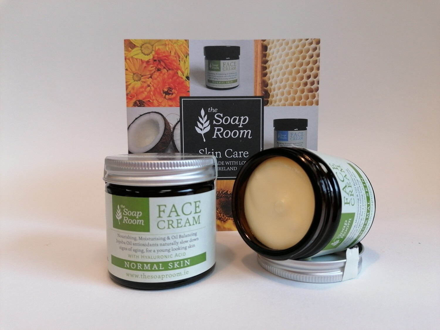 The Soap Room Normal Skin Face Cream