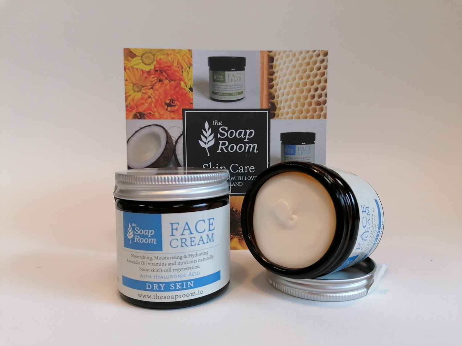 The Soap Room Dry Skin Face Cream