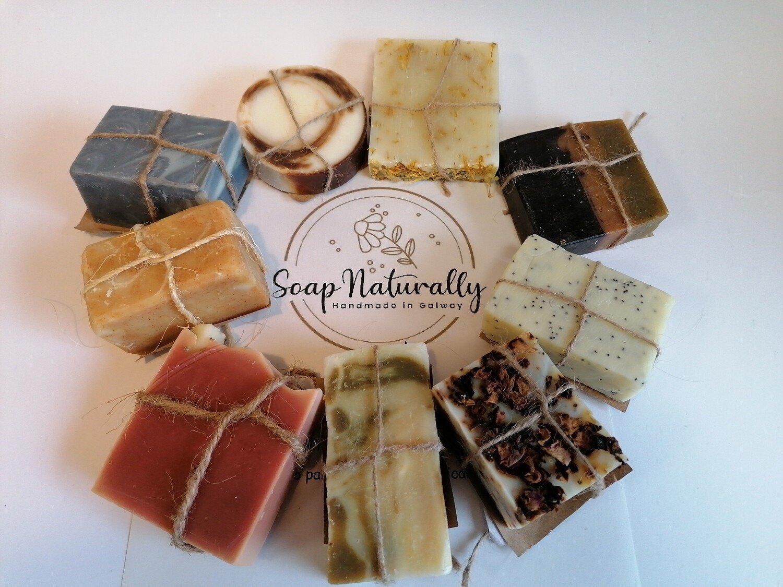 Soap Naturally Surprise Soap