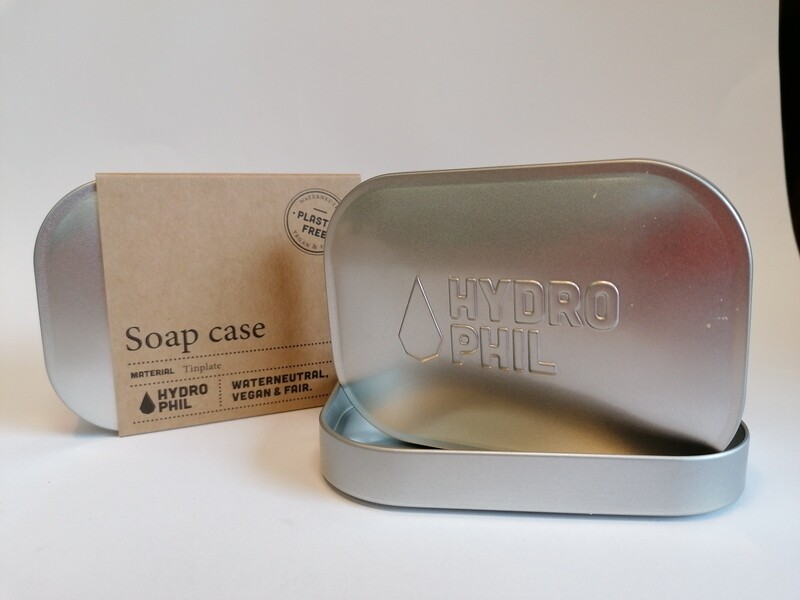 Hydro Phil Stainless Steel Soap Case