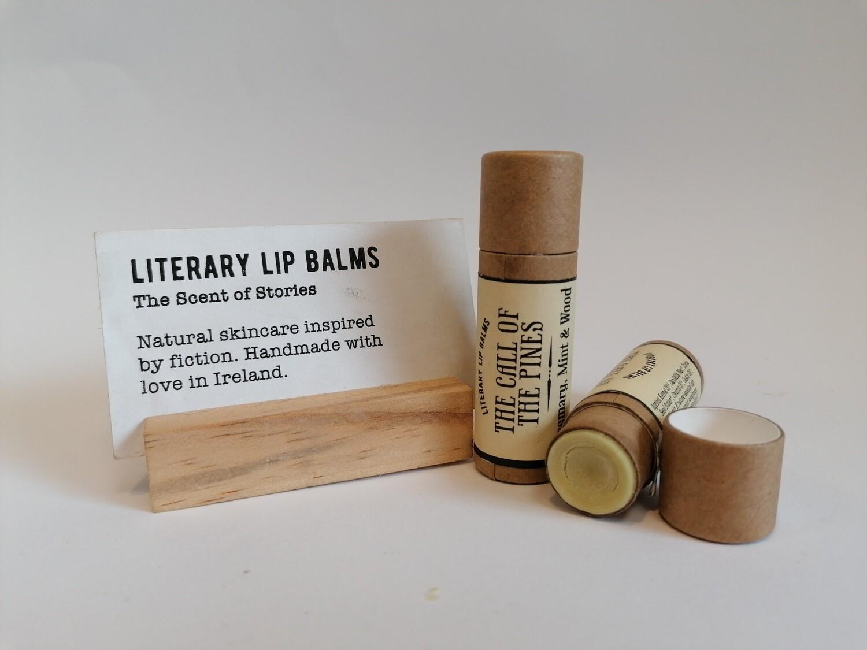 Literary Lip Balms Lip Balm