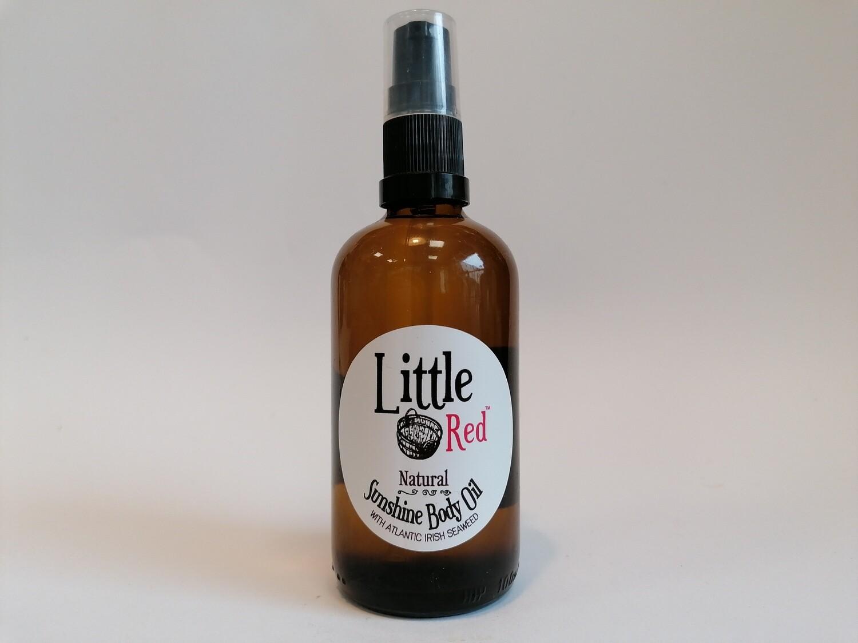 Little Red Body Oil