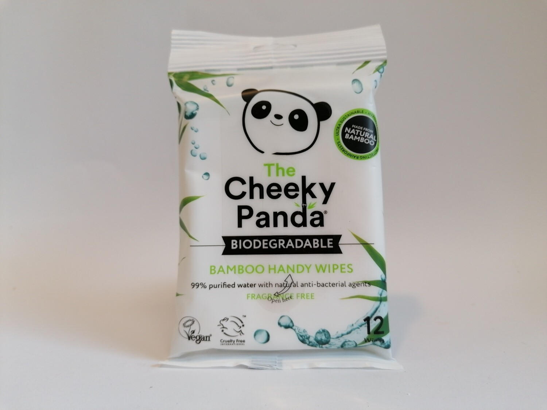 Cheeky Panda Handy Wipes