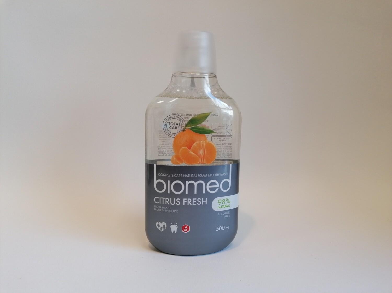 Biomed Citrus Fresh Mouthwash 500ml