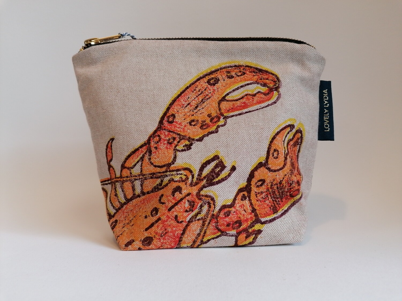 Lovely Lidia Toiletry Bag