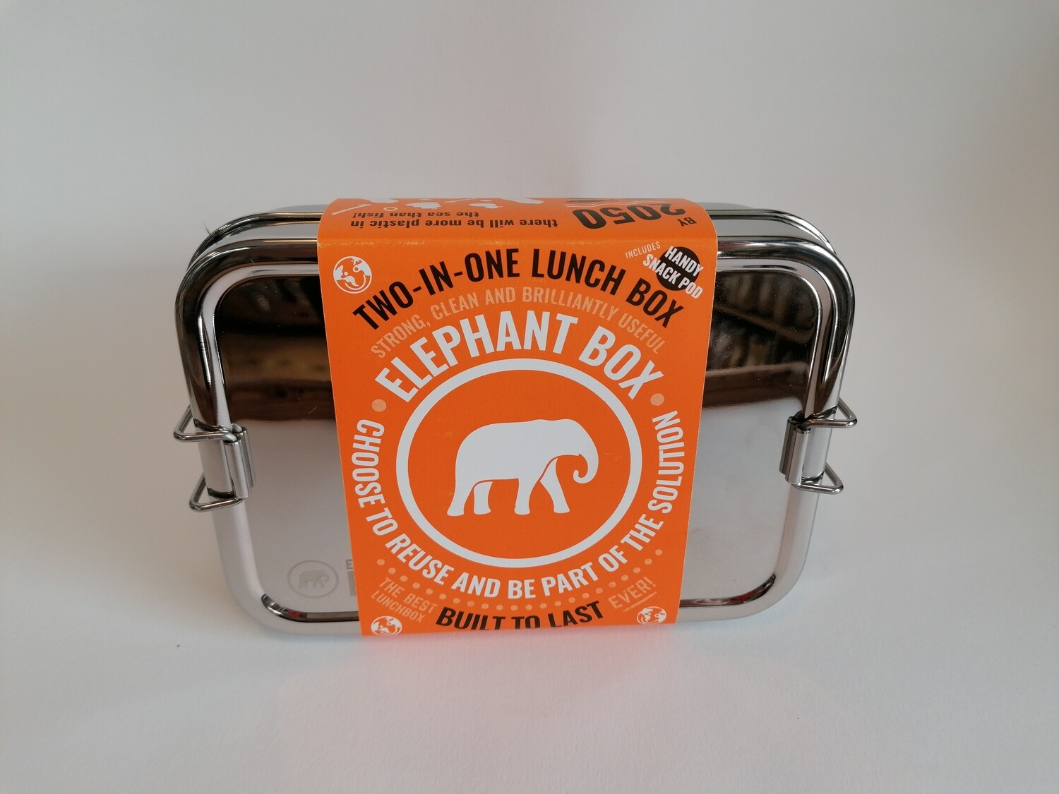 Elephant Box Single Two-in-one