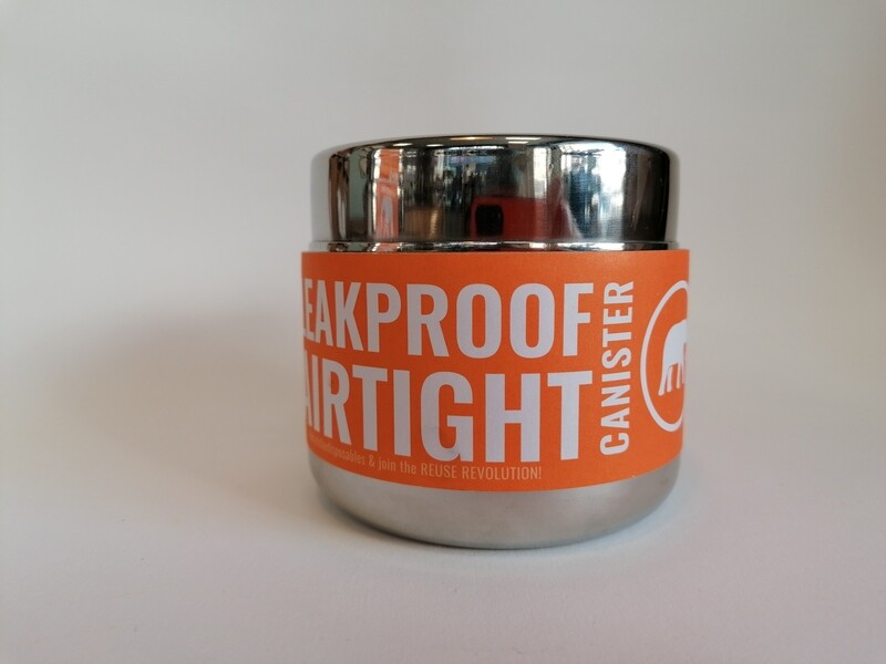 Elephant Box Leakproof Airtight Canister