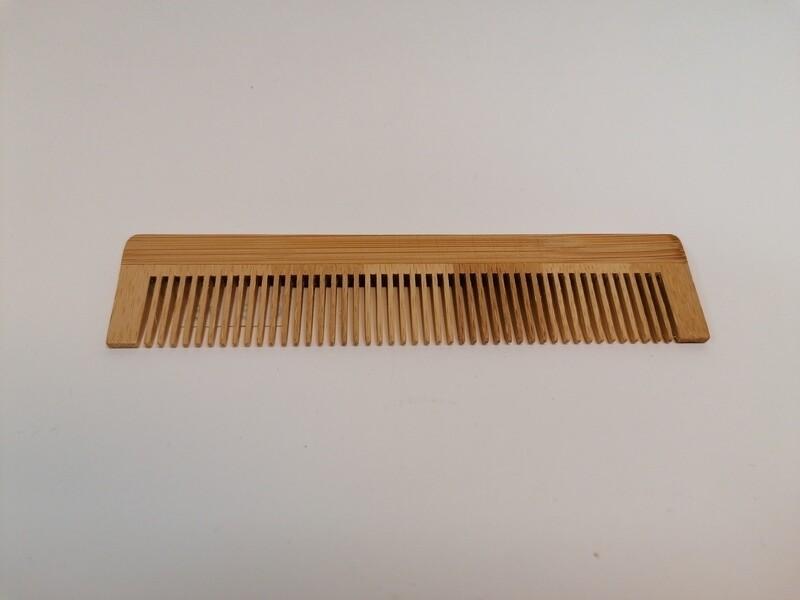 Wooden Comb Small Square