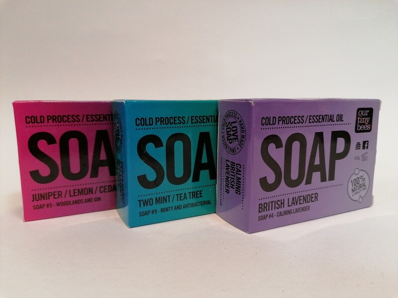Our Tiny Bees Soap Bar