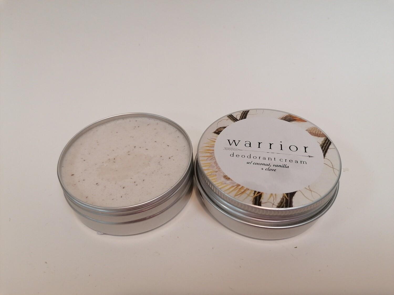 Warrior Deodorant Tins