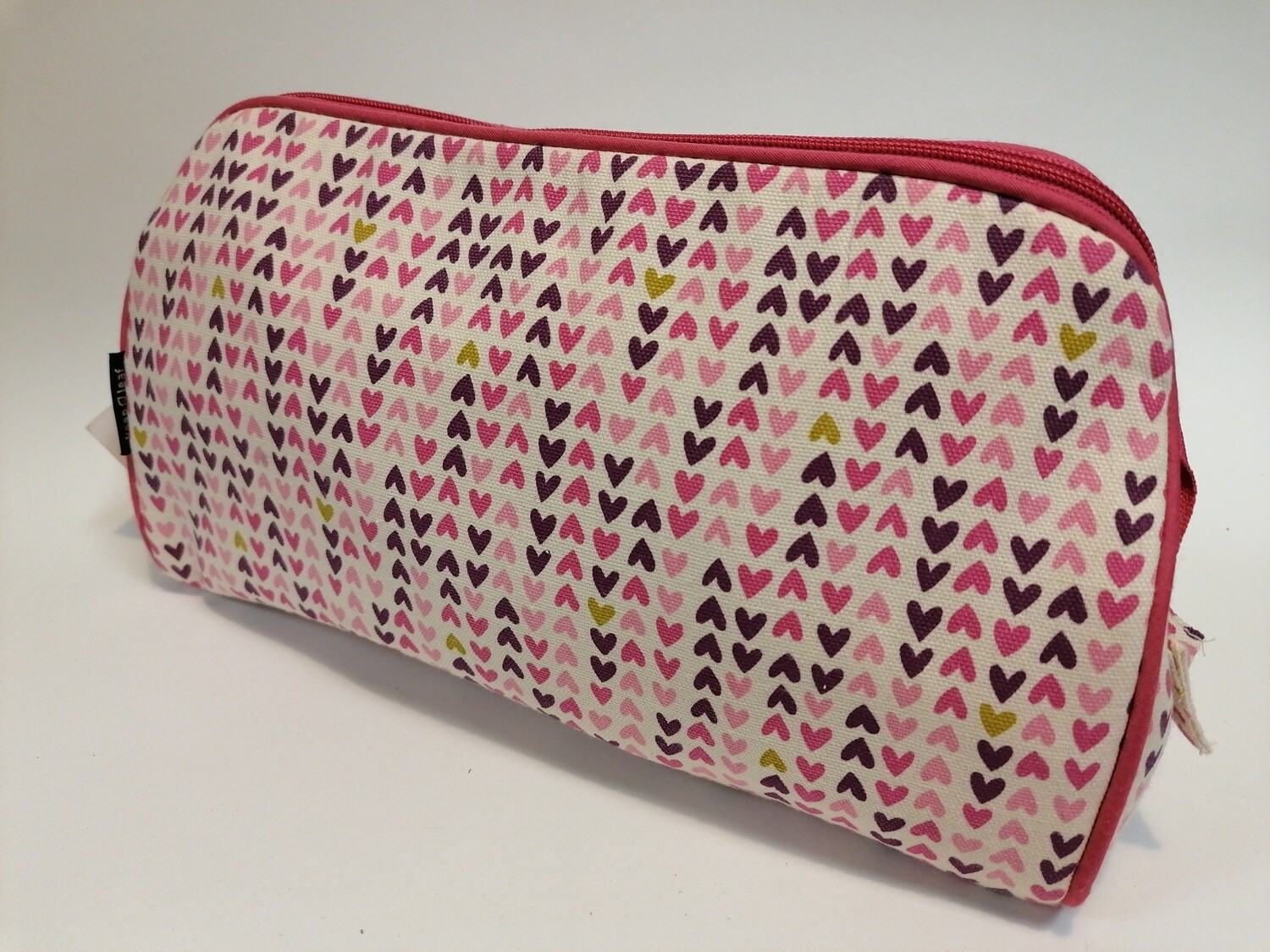 Organic Cotton Toiletry Bag