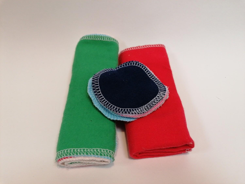 Marleys Monsters Reusable Cloth Set
