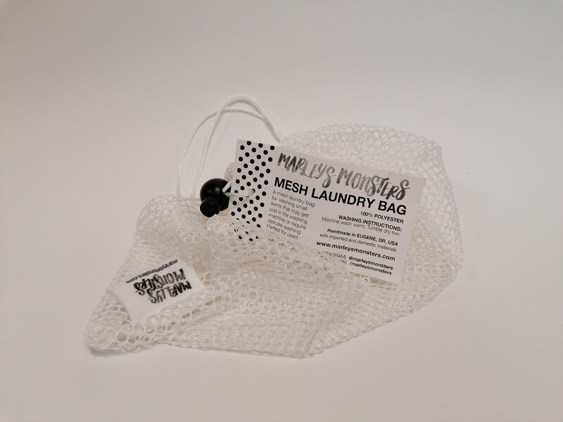 Marleys Monsters Mesh Laundry Bag