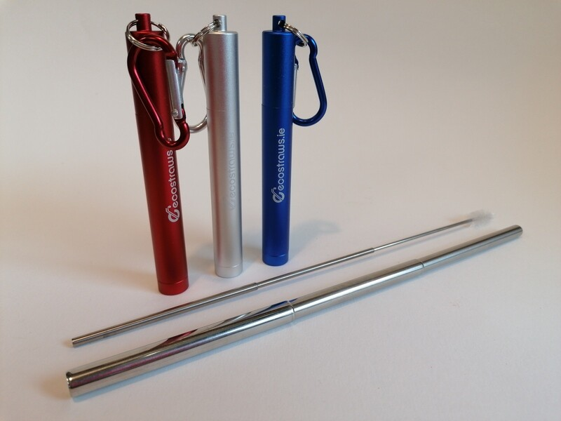 Telescopic Reusable Straw