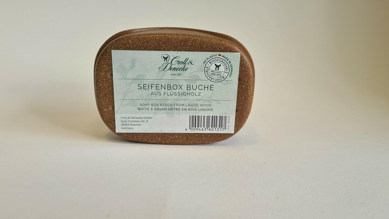 Croll & Denecke soap box beech from liquid wood