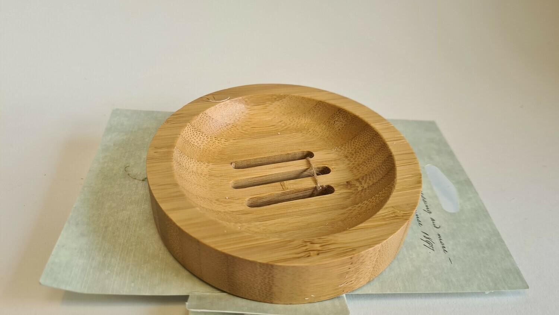 Croll & Denecke Bamboo Soap dish