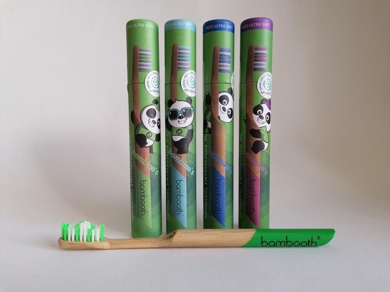 Bambooth Kids Toothbrush