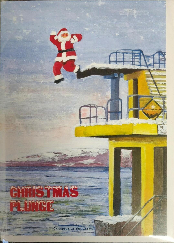 Selection of Local handmade Christmas cards