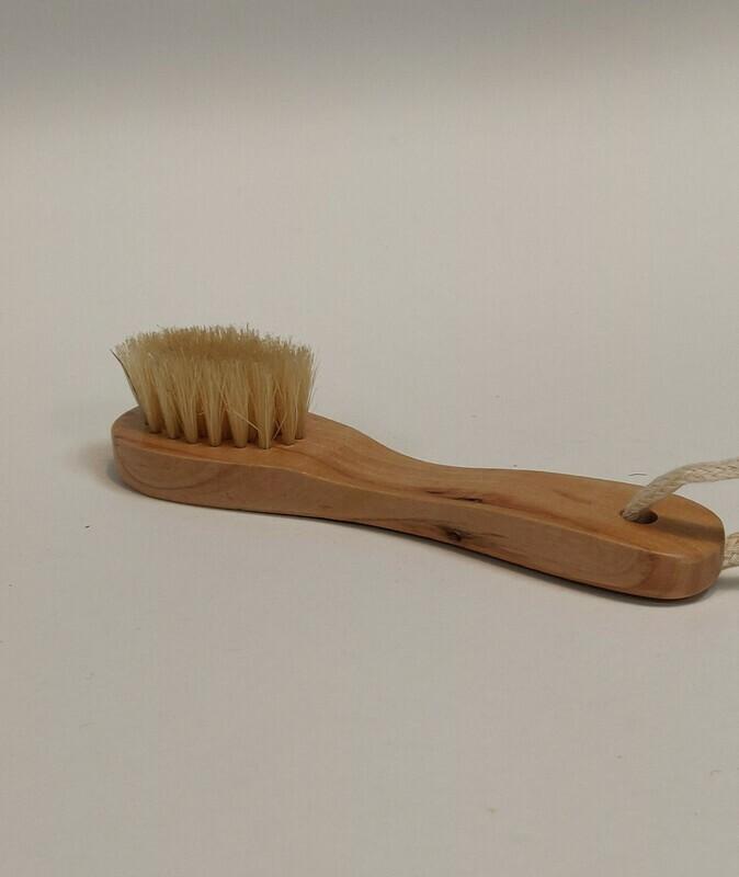 Bamboo Facial Brush