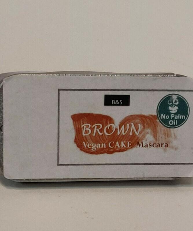 B&S Vegan Cake Mascara
