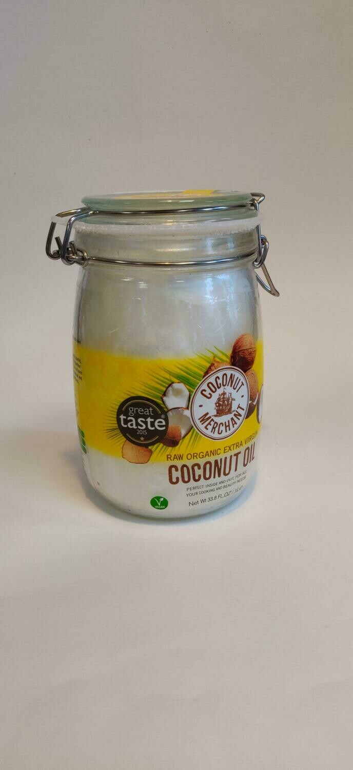 Coconut Merchant Coconut Oil