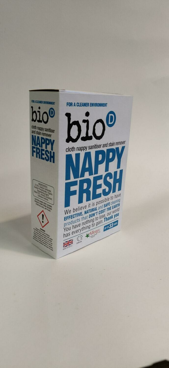 Bio D Nappy fresh Sanitiser