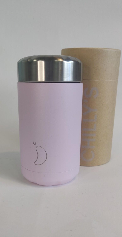 Chillys Food Pot 500ml Purple Blush Ltd edt