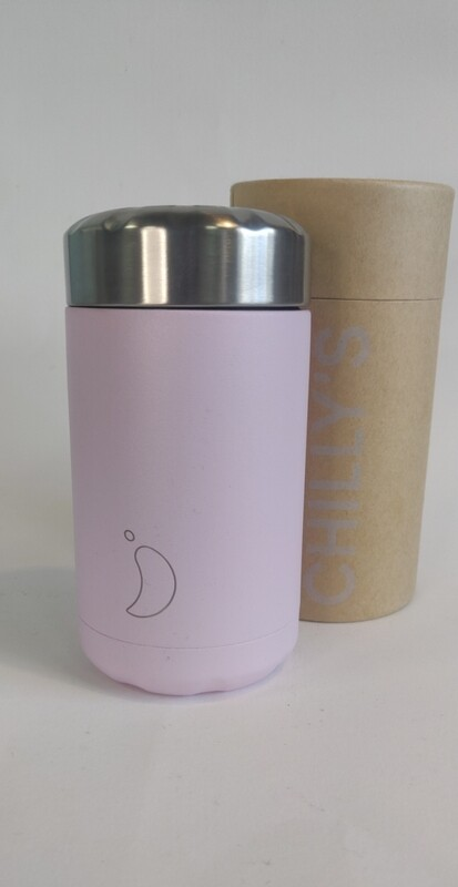 Chillys Food Pot 500ml Purple Blush Ltd edt