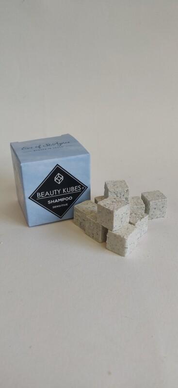 Beauty Kubes Sensitive Shampoo