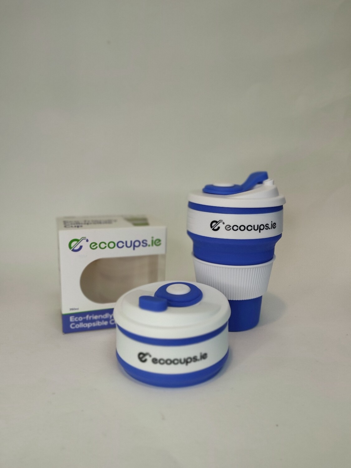 Ecocup Eco Friendly Collapsible cup 350ml