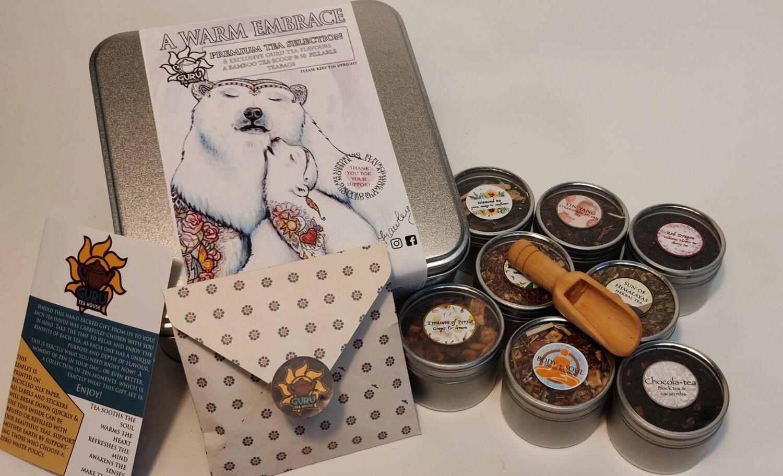 SPECIAL OFFER!!!!!!Guru Tea - A Warm Embrace Gift Tin
