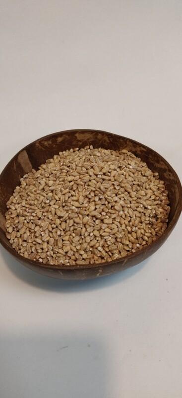 Organic Pot Barley kg