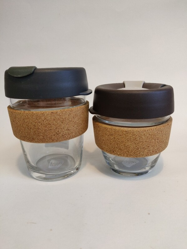 Keep Cup Brew Cork Glass Cup