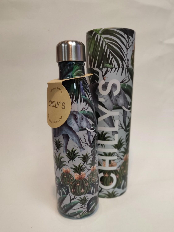 Chillys Elephant Bottle 500ml