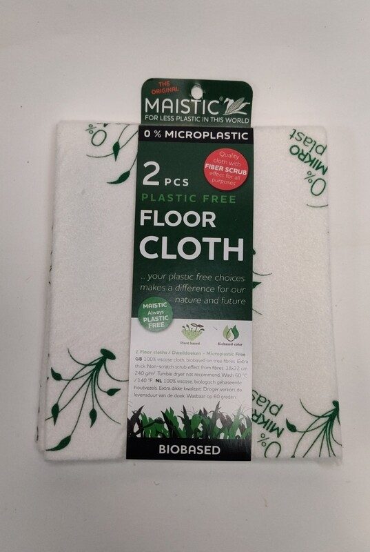 Maistic Floor Cloth 2pc