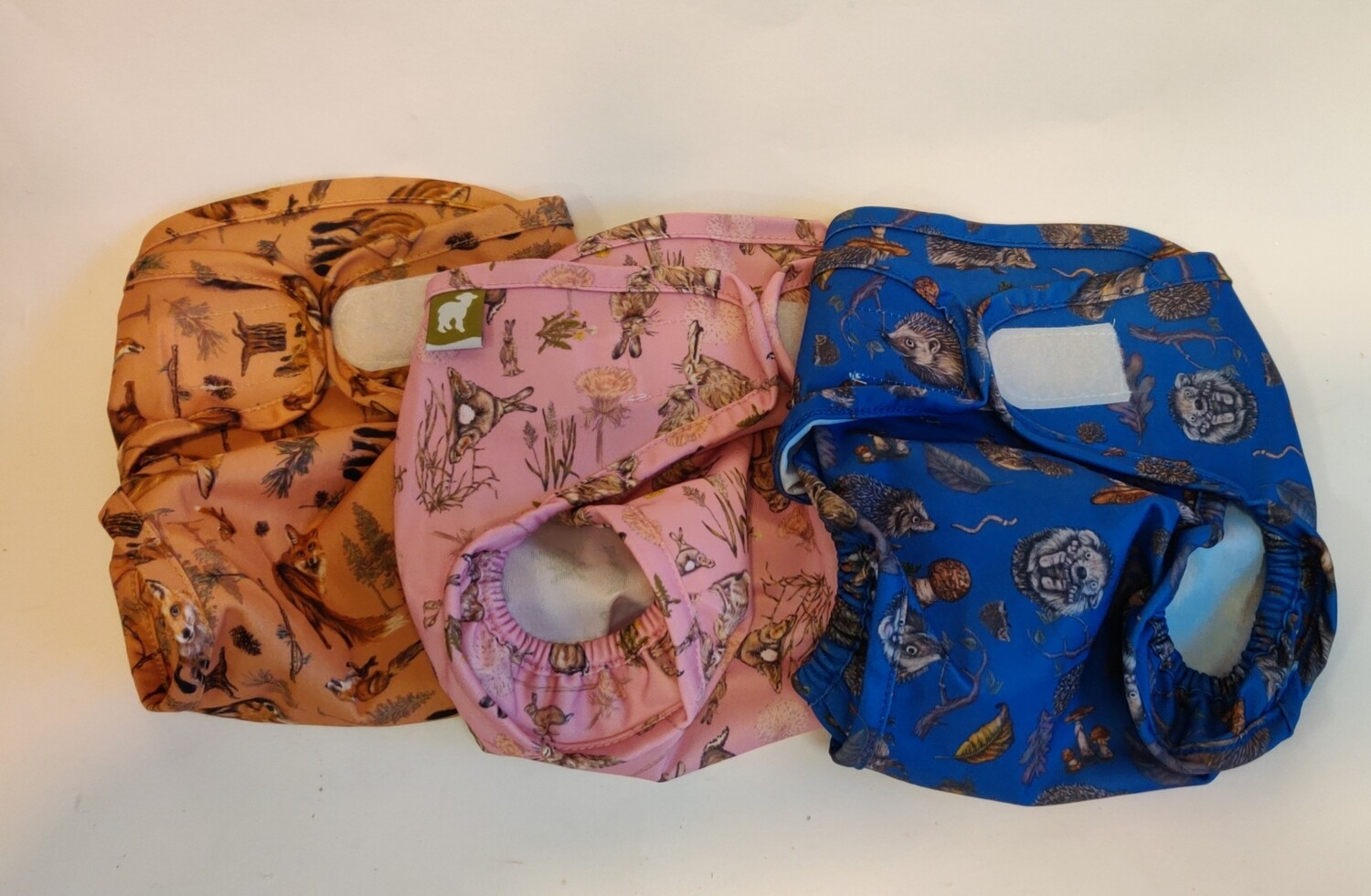 Little Lamb Size One Nappy Wrap