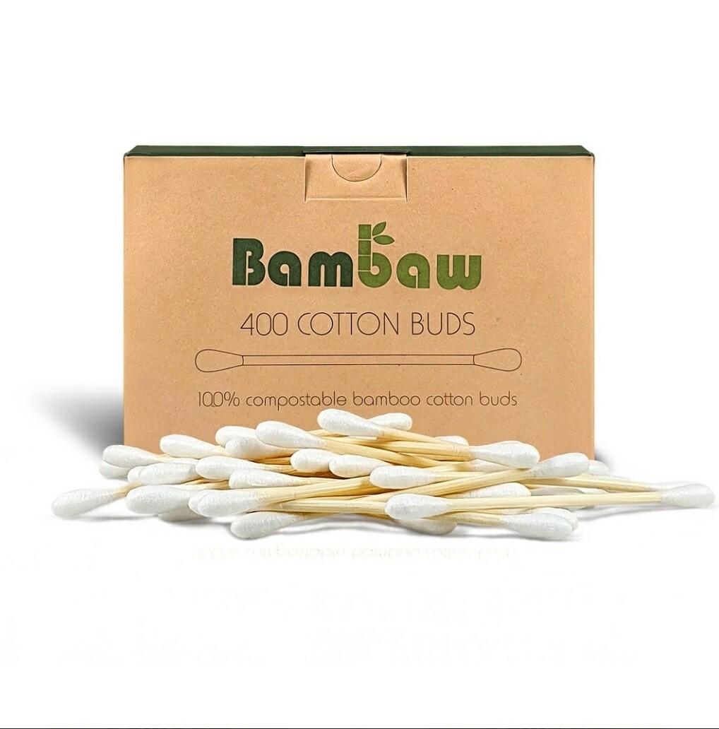 Bambaw 400 Cotton Buds