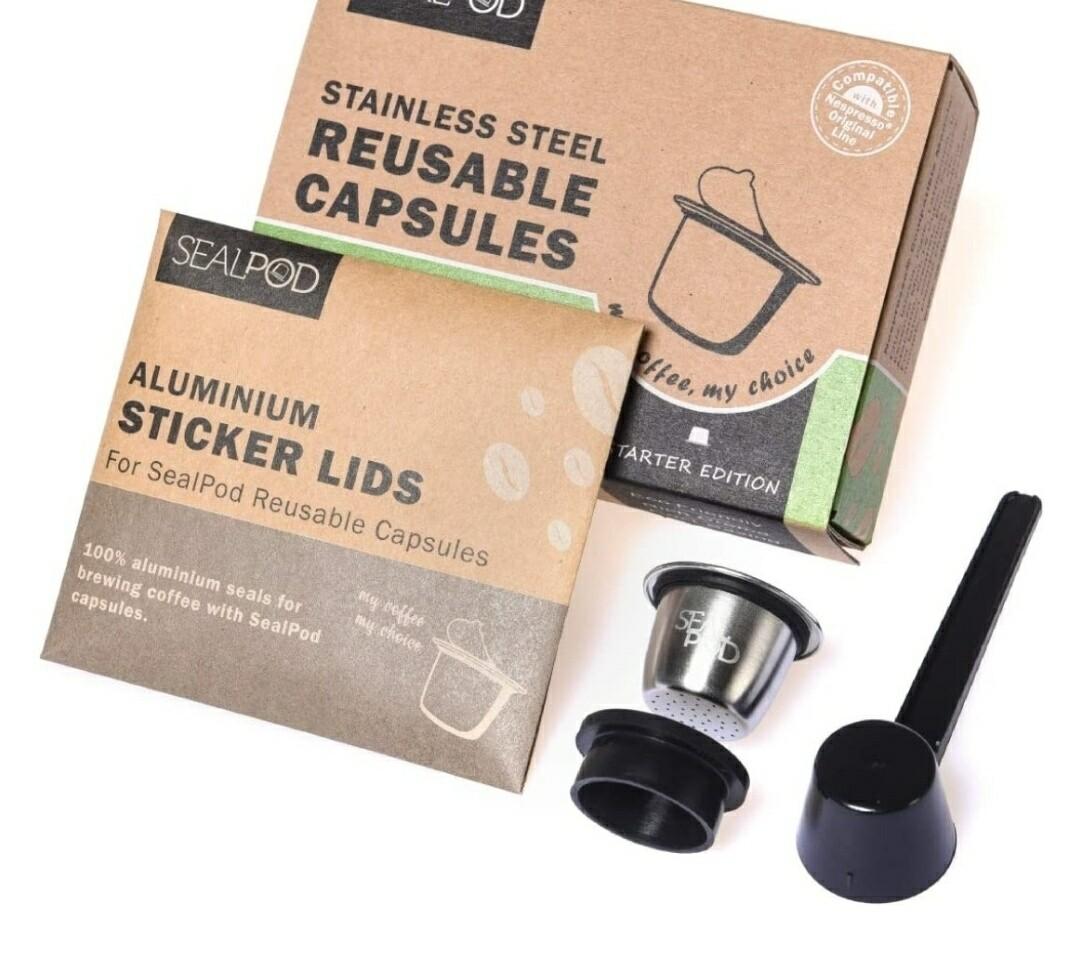 Sealpod Nespresso Pods Kit