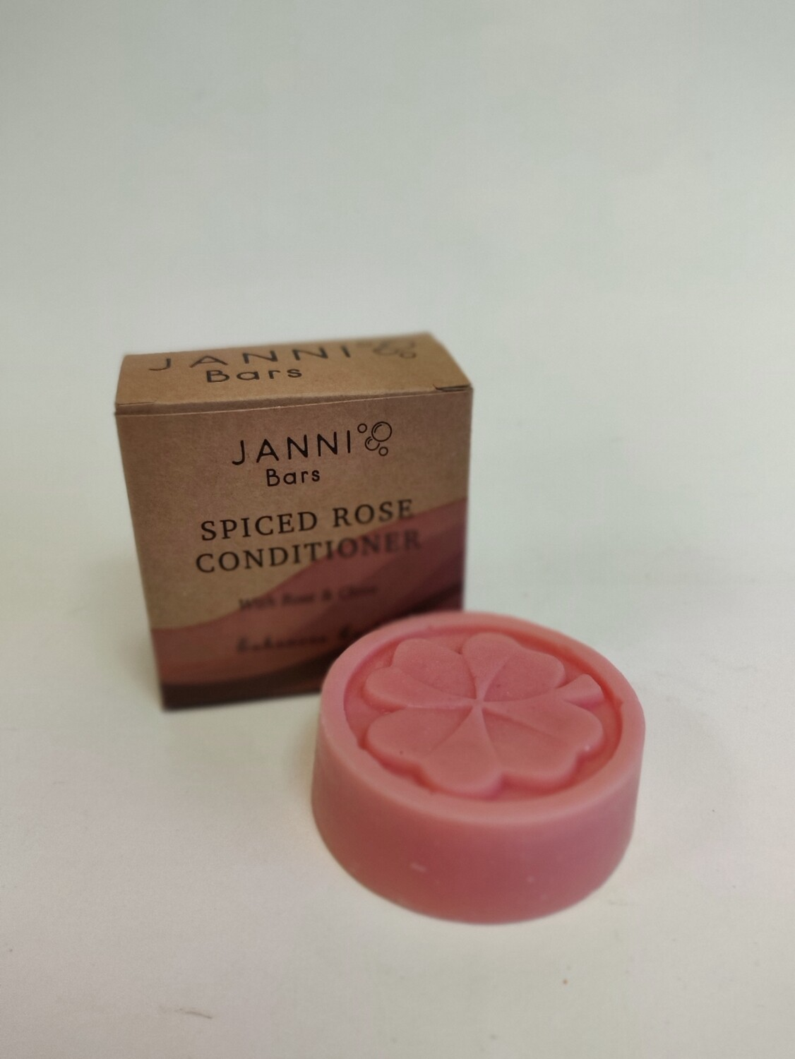 Janni Bars Spiced Rose Conditioner