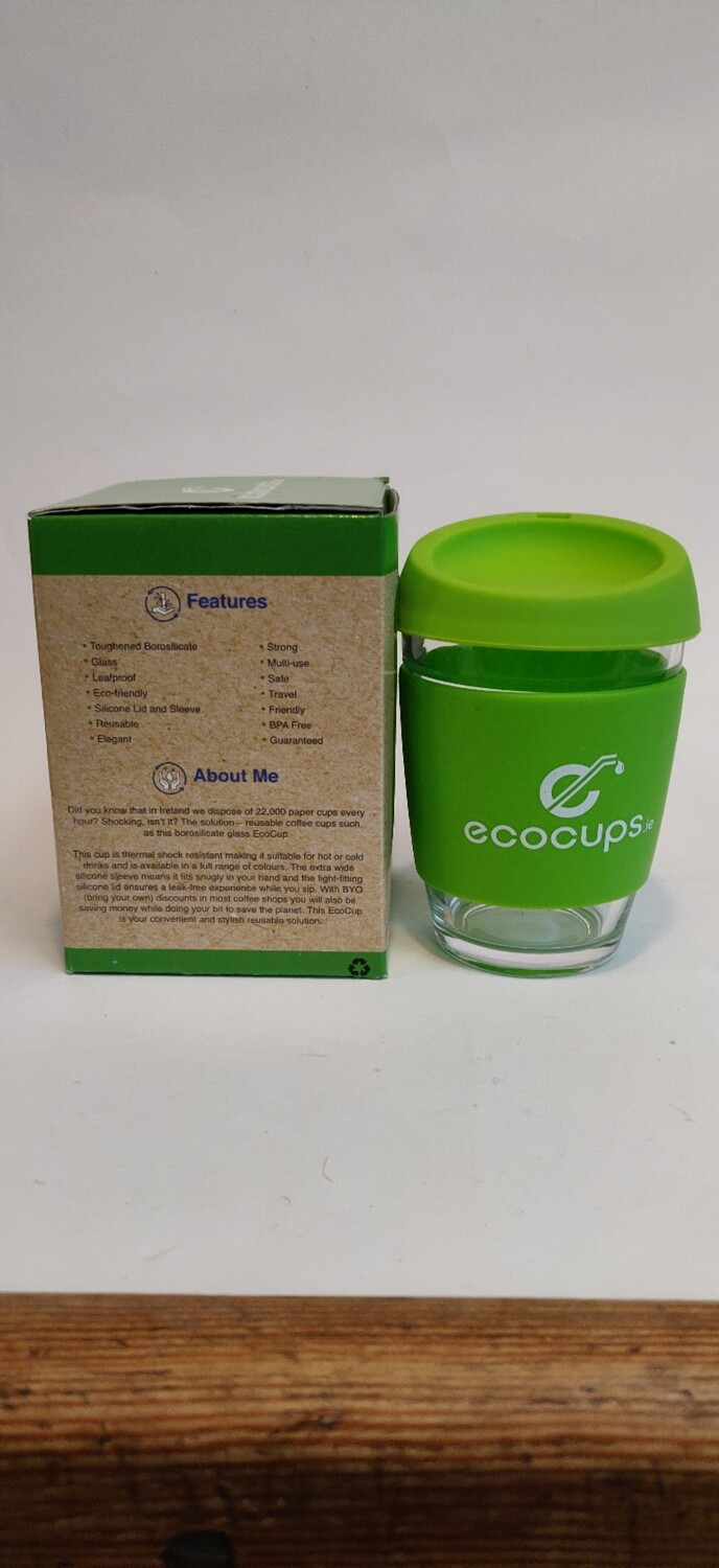 Ecocup Glass Cup 340ml