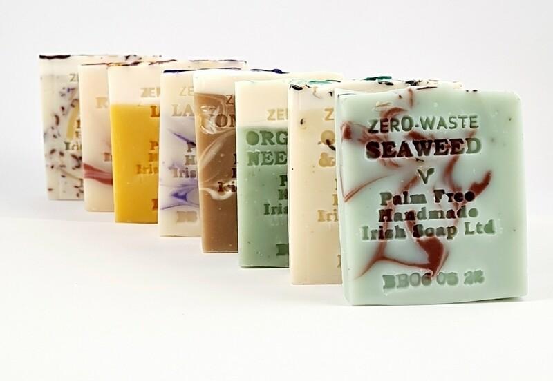 Palm Free Irish Soap Bars
