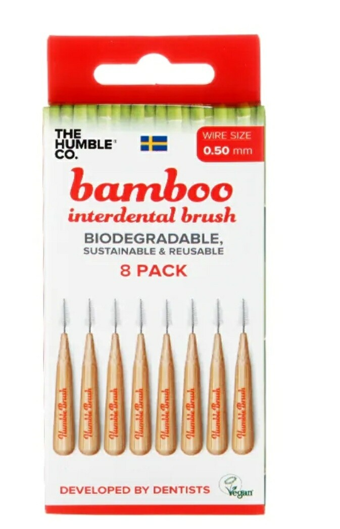 The Humble Co. Bamboo Interdental Brush