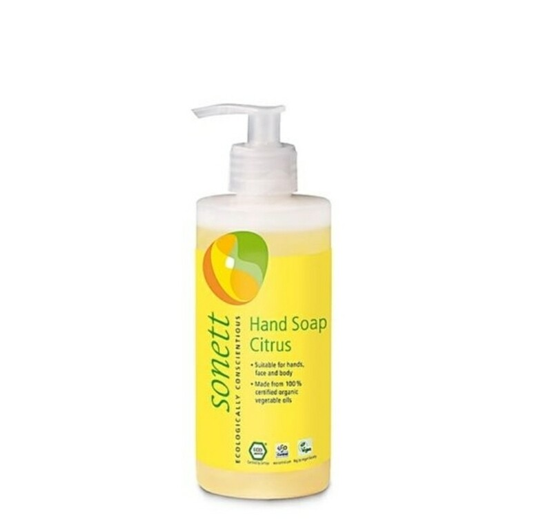 Sonett Citrus Handwash 300ml