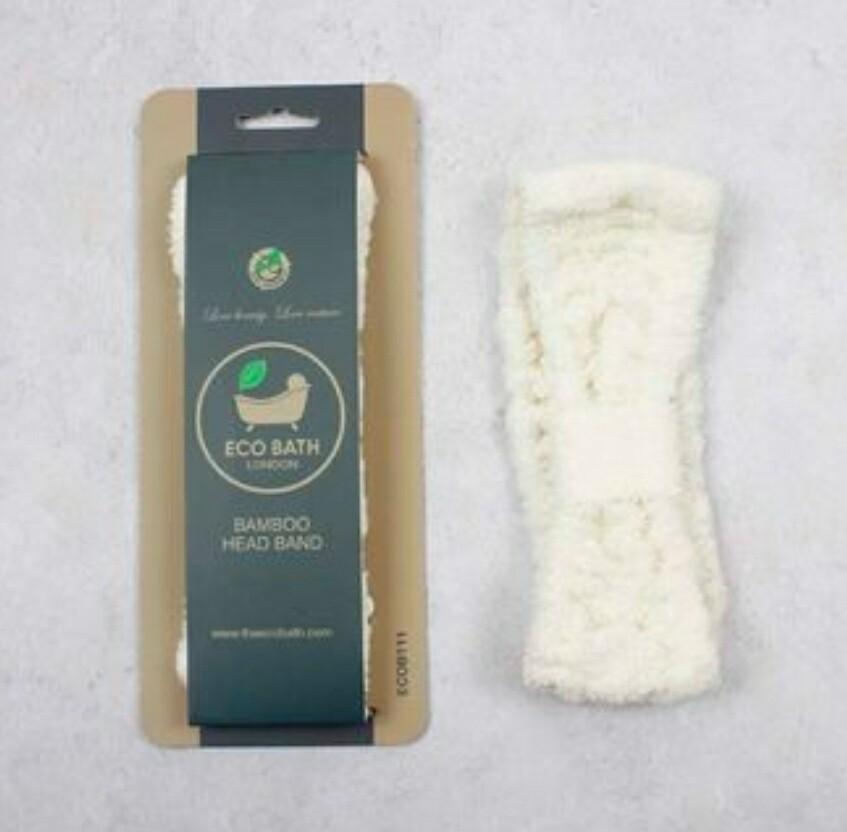 Ecobath Bamboo Headband