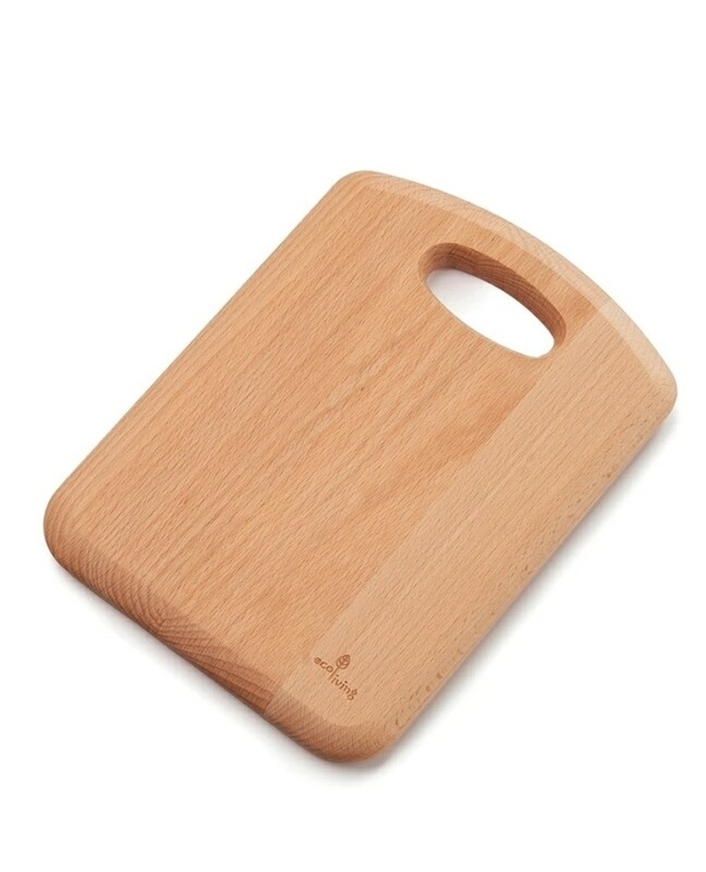 Ecoliving Wooden Chopping Board 28cm
