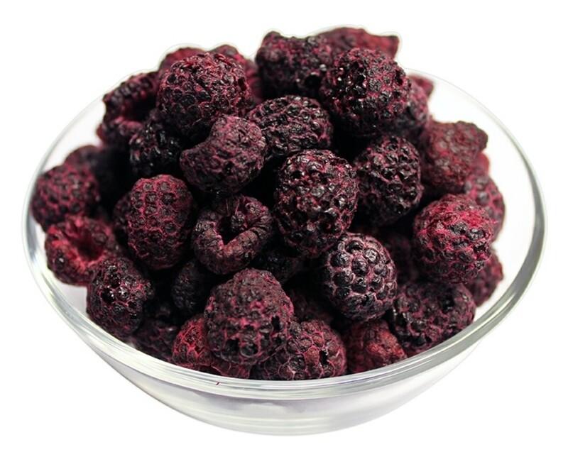 Freeze Dried Blackberries 50g