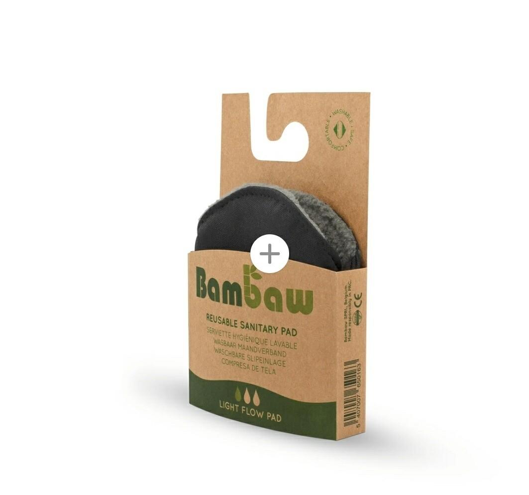 Bambaw Resuable Sanitary Pad Light Flow