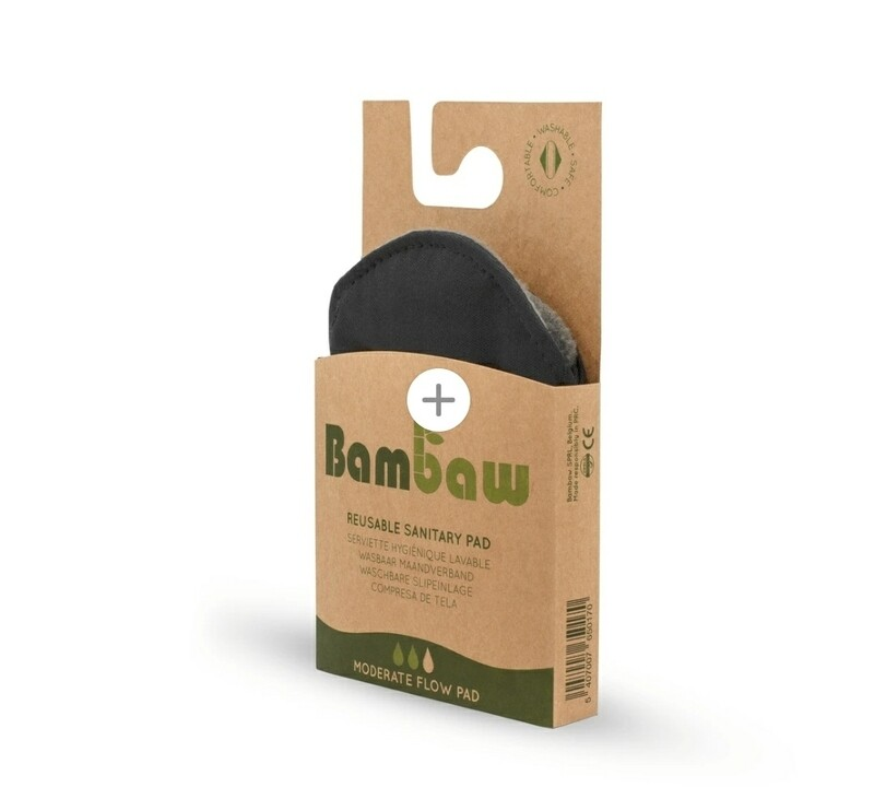 Bambaw Reusable Sanitary Pad Moderate Flow