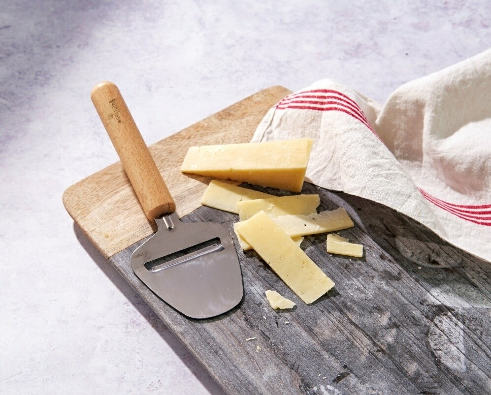 Ecoliving Wooden Cheese Slicer