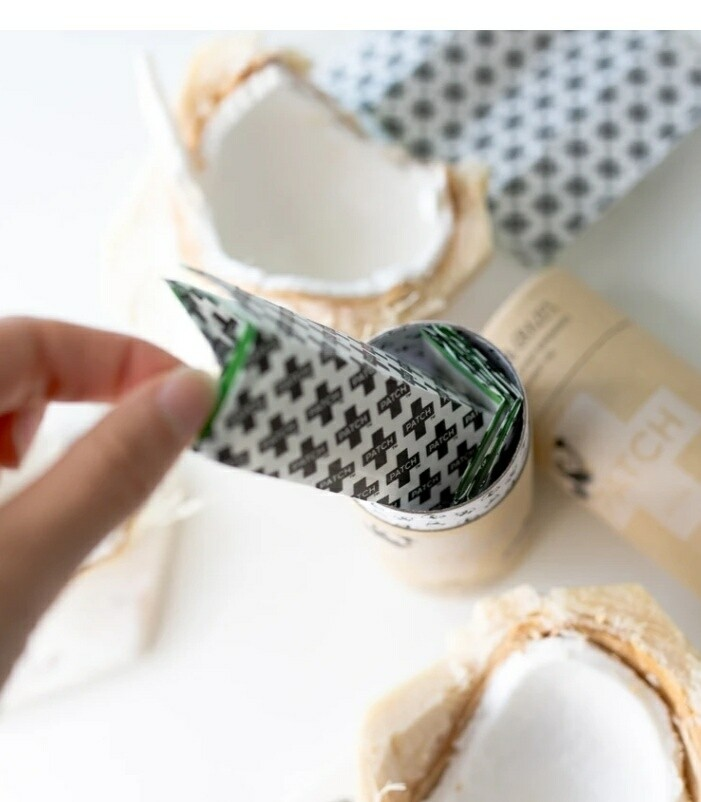 Patch Kids Plasters with Coconut Oil